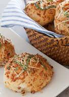 Parmesan Pecan Rolls