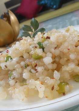 #Monsoon Sabudana Khichdi