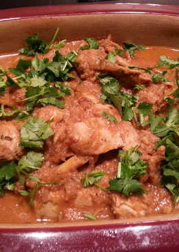 Masaledar Chicken Curry