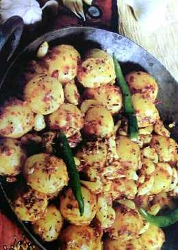 Masaala potato