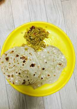Roti (Indian Bread)