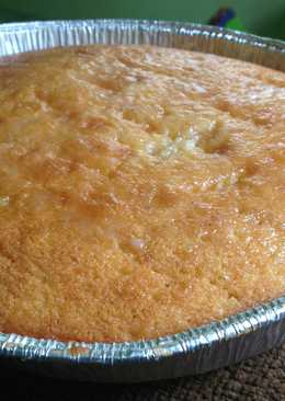 Lemon Syrupy Cake