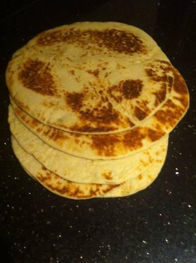 Chawarma bread !