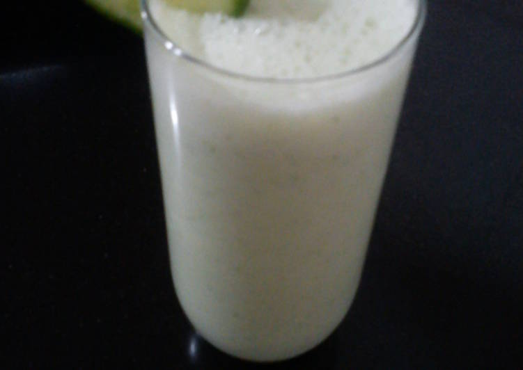 Refreshing Cucumber Drink