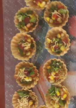 Tomato capsicum canopy & Canopies recipes - 5 recipes - Cookpad