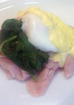 Skinny Eggs Benedict