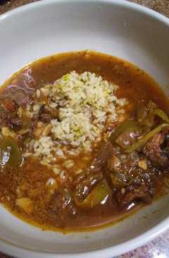 resep masakan instantpot peppery beef neckbone soup