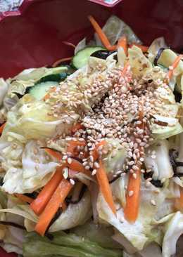 Japanese Kombu Salad