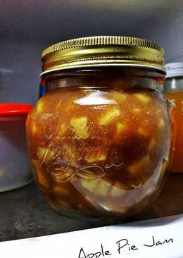 Preserve Apple Pie Jam