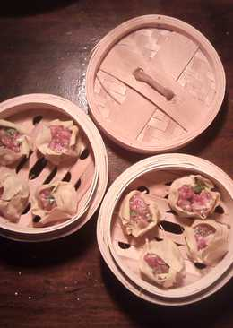 Chinese dumplings two ways