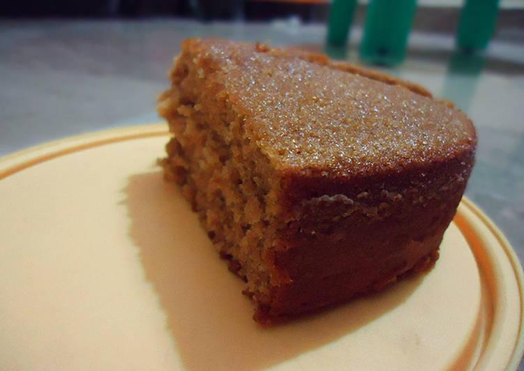 Cake Making In Pressure Cooker Malayalam: Coffee Sponge Cake (Pressure Cooker) Recipe By Sowmya Nair