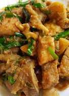 Thai Stir Fry Lemongrass Chicken & Mushroom