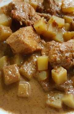 resep masakan thai massaman curry