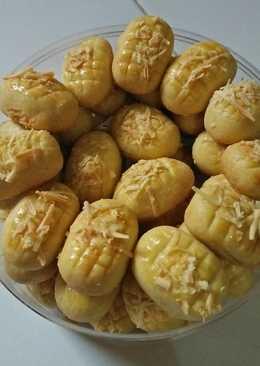 Nastar cheese (nastar keju)