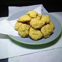 Garri cookies