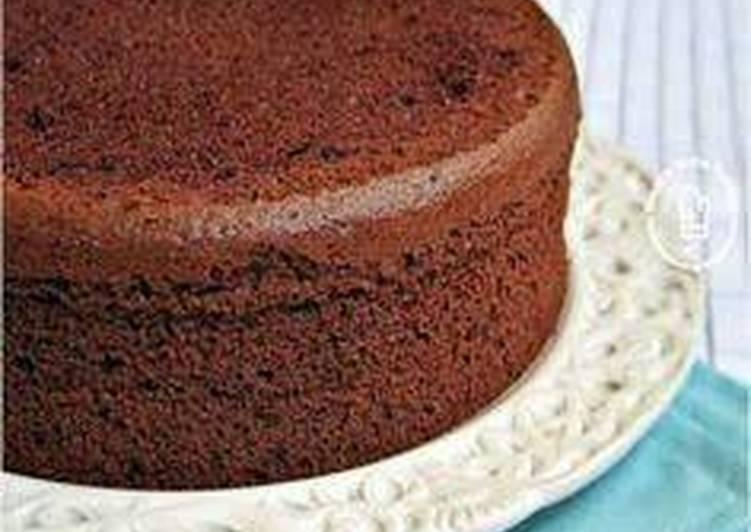The Best Sponge Cake Recipe For A Birthday Cake