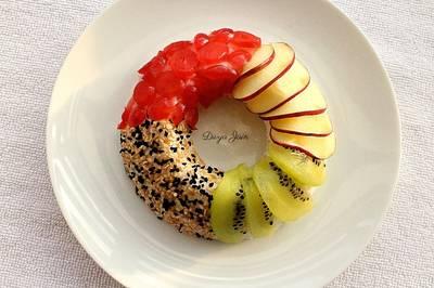Tropical Frushi Millet Donut