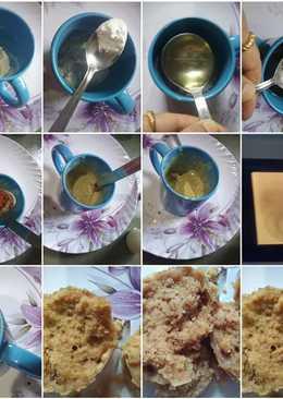 Instant mug cake