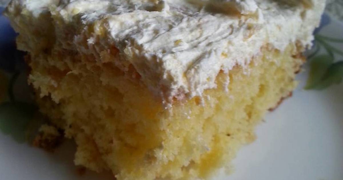 Coconut Cake With Coconut Oil