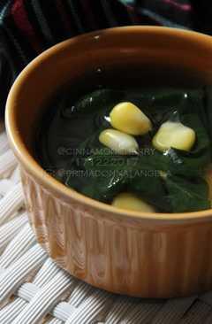 resep masakan sayur bening indonesian clear soup