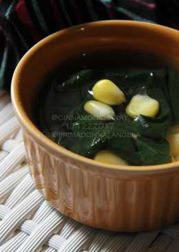 Sayur Bening (Indonesian Clear Soup)
