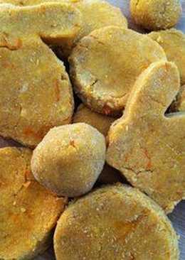Mini Pig Homemade Sweet Potato Cookies