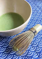 Traditional Matcha Tea Preparation