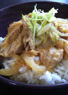 Miso Mackerel Don