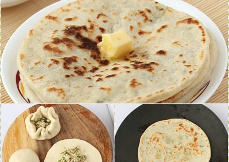 how to make paneer kulcha