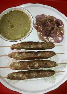 Chana kabab