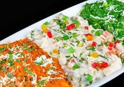 Veg Tiranga Sabji Recipe
