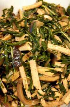 resep masakan saute dry tofu and garlic chive %e9%9f%ad%e8%8f%9c%e7%82%92%e8%b1%86%e5%b9%b2%e5%ae%b6%e5%b8%b8%e5%bf%ab%e7%82%92vegan