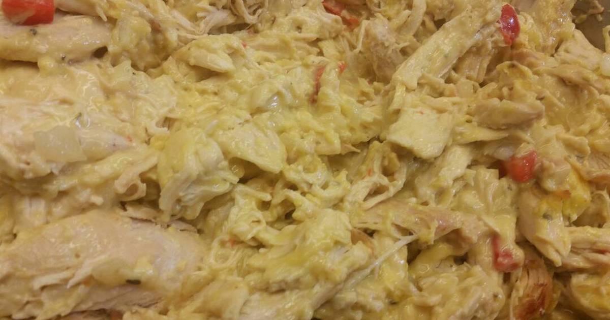 Cream of Chicken Casserole Recipe by ChefDoogles - Cookpad