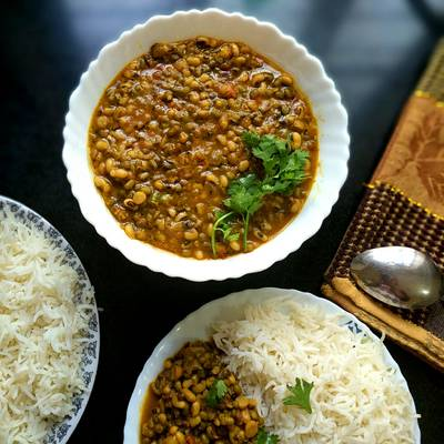 Lobia Masala Curry