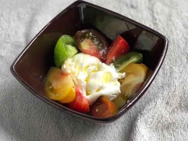 Tomato Tasting Caprese