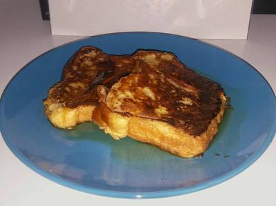 Bachelor's Brioche French Toast