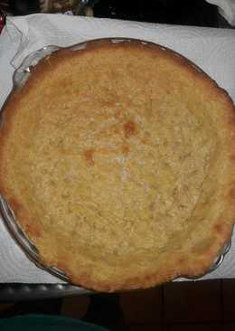 Soy Flour Quiche Crust (Low-Carb)