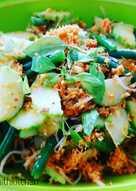 URAP SAYURAN (Indonesian Fresh Salad)