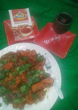 Gobhi chilli Manchurian