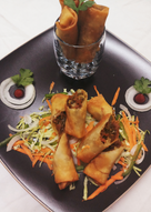 resep masakan veg chinese springrolls