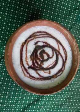 Vanilla chocolate Lassi
