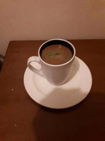 Thubu-bone soup