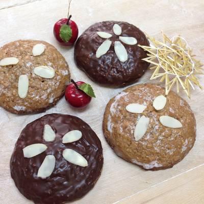 Lebkuchen (German Christmas Cookies) Recipe by Felice - Cookpad