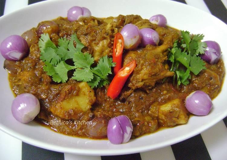 Chicken Xacuti Goan Style Recipe By Bethica Das Cookpad