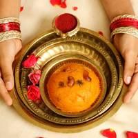 Microwave Ashoka Halwa