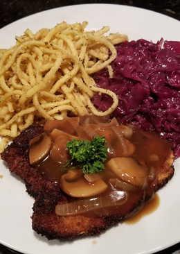 Jager-Schnitzel