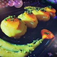 Summer Mango Rasmalai