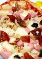 Home Recipe Pizza