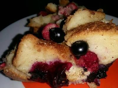 Breakfast: Bread Pudding