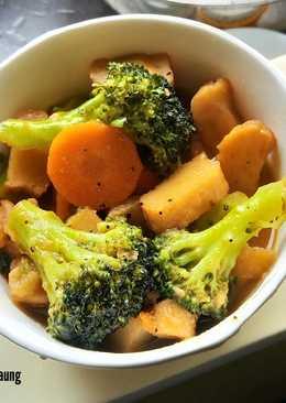 Seafood Vegetables Medley